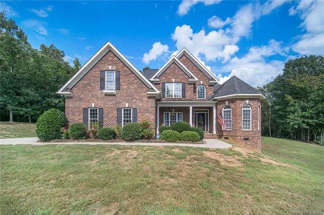 8811 Erbach Lane, Mount Pleasant, NC 28124 (#3660661) :: Rinehart Realty