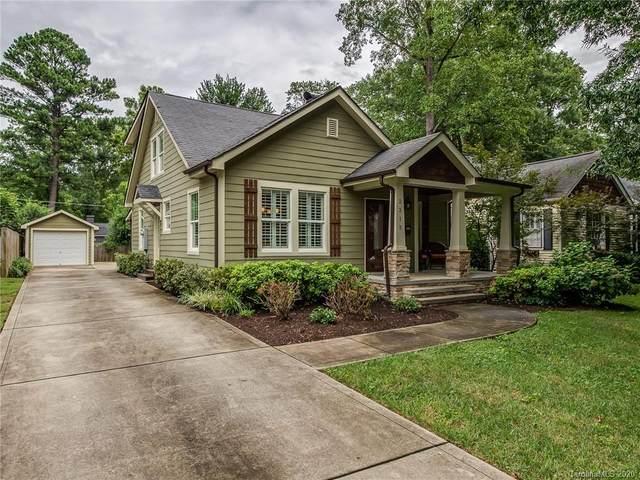 2315 Bay Street, Charlotte, NC 28205 (#3660706) :: Johnson Property Group - Keller Williams