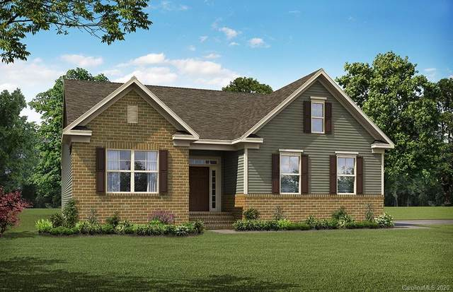 8220 Shady Pond Drive Lot 12, Mint Hill, NC 28227 (#3660707) :: Keller Williams South Park