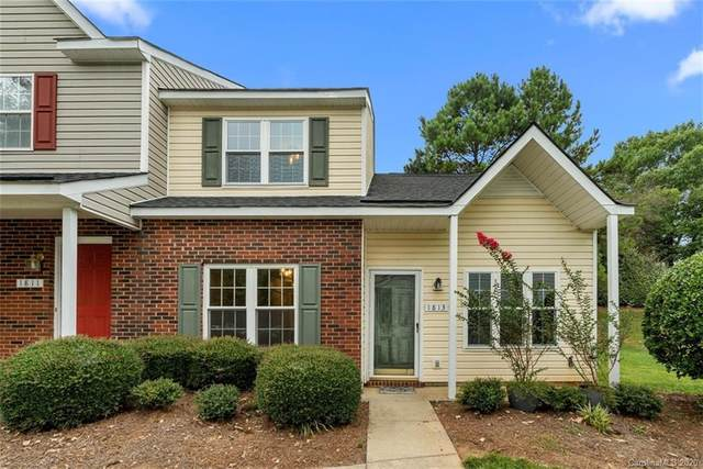 1813 Birch Heights Court, Charlotte, NC 28213 (#3660750) :: Keller Williams South Park