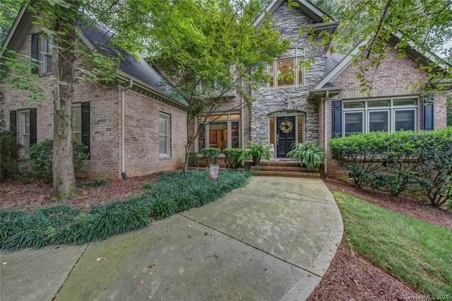 911 Hoke Trail, Cramerton, NC 28032 (#3660759) :: Johnson Property Group - Keller Williams