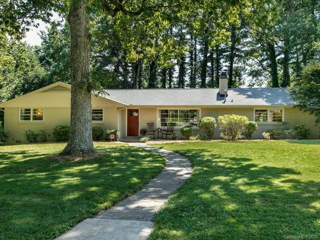 12 Oak Forest Drive, Asheville, NC 28803 (#3660782) :: Exit Realty Vistas