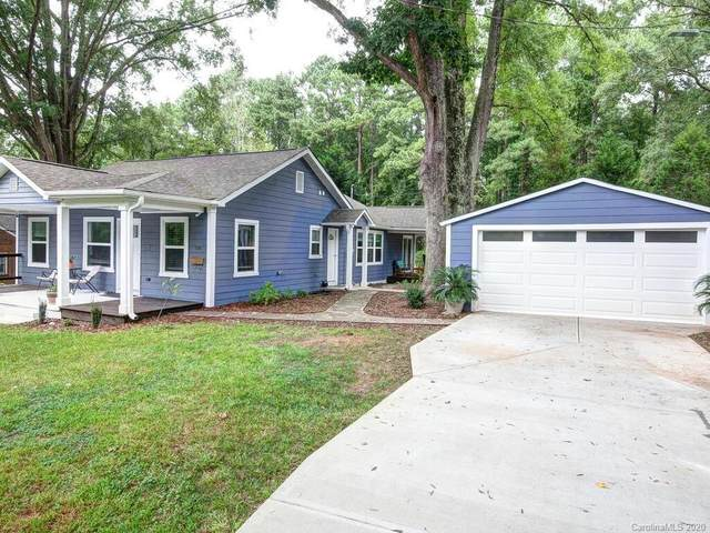 5229 Auburndale Road, Charlotte, NC 28205 (#3660850) :: High Performance Real Estate Advisors