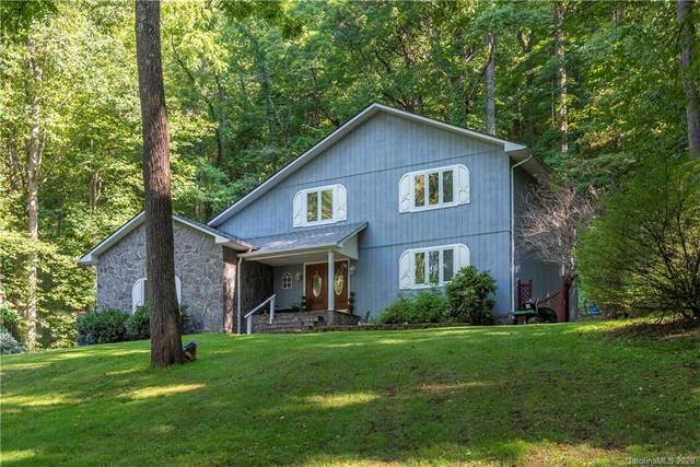 18 Parker Point, Waynesville, NC 28786 (#3660858) :: Rinehart Realty
