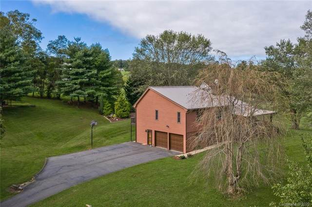 599 Jenkins Valley Road, Alexander, NC 28701 (#3660878) :: Mossy Oak Properties Land and Luxury