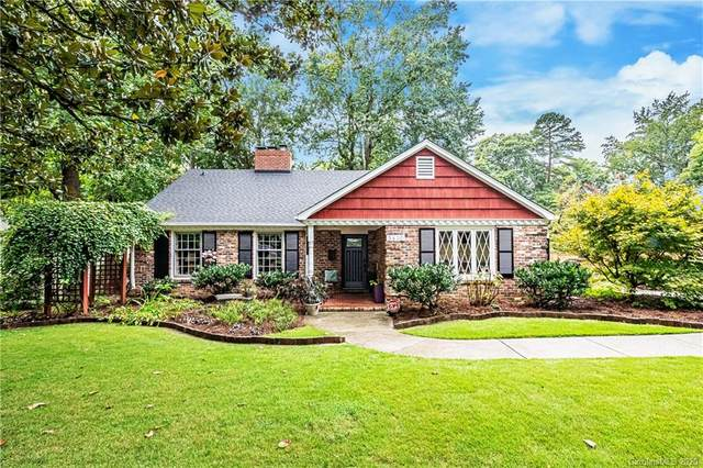 5436 Topping Place, Charlotte, NC 28209 (#3660893) :: Keller Williams South Park