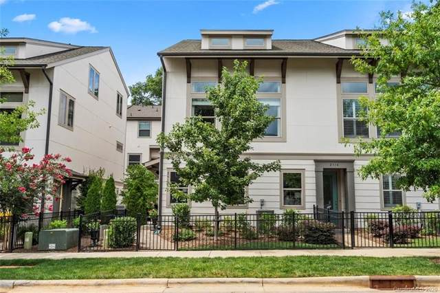 2518 Marshall Place, Charlotte, NC 28203 (#3660897) :: DK Professionals Realty Lake Lure Inc.