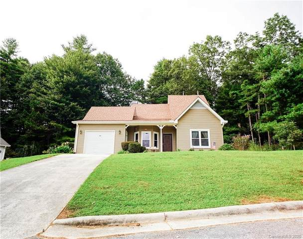280 Fox Cross Drive, Brevard, NC 28712 (#3660909) :: Johnson Property Group - Keller Williams