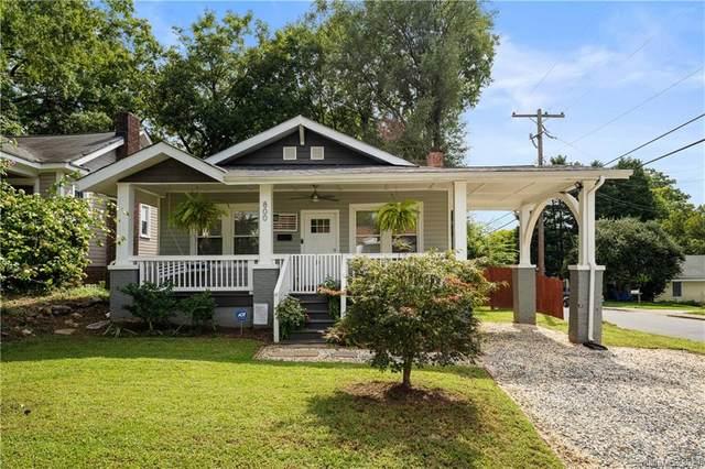 800 E 20th Street, Charlotte, NC 28205 (#3660950) :: Carver Pressley, REALTORS®