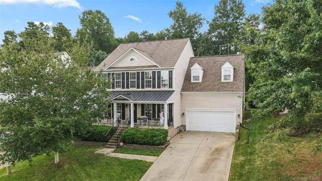 11615 Rudolph Place Drive, Pineville, NC 28134 (#3660972) :: High Performance Real Estate Advisors