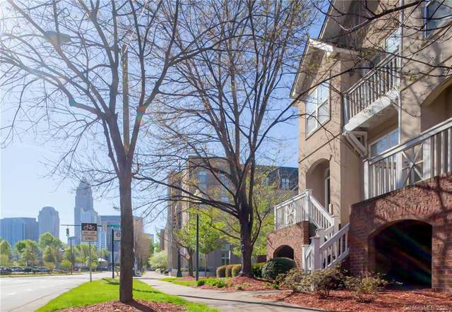 811 4th Street, Charlotte, NC 28202 (#3660982) :: Stephen Cooley Real Estate Group