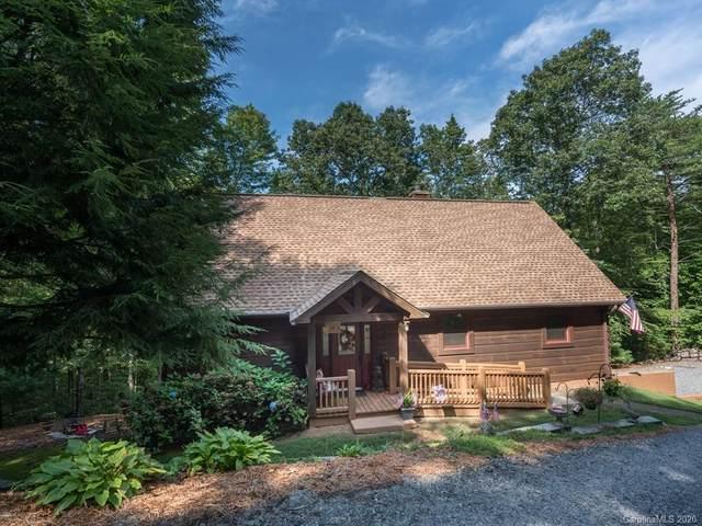 314 Staton Ridge Road, Saluda, NC 28773 (#3660994) :: DK Professionals Realty Lake Lure Inc.
