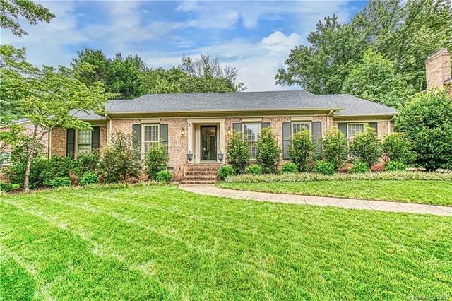 1231 Bearmore Drive, Charlotte, NC 28211 (#3661089) :: High Performance Real Estate Advisors