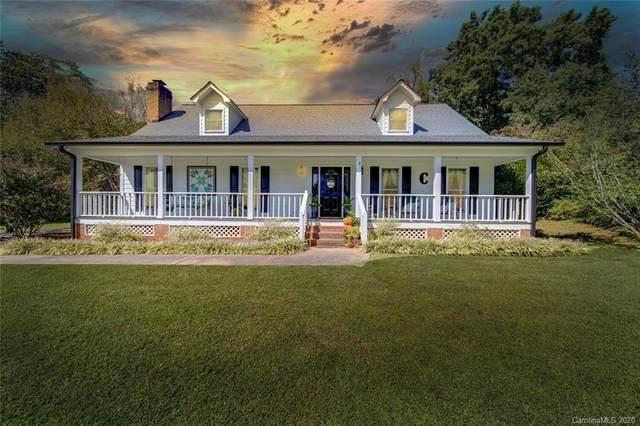 4151 Asbury Church Road, Lincolnton, NC 28092 (#3661097) :: Exit Realty Vistas