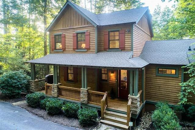 55 Mossycup Court, Tuckasegee, NC 28783 (#3661100) :: The Mitchell Team