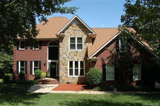 5013 Laurel Grove Lane, Matthews, NC 28104 (#3661159) :: Besecker Homes Team