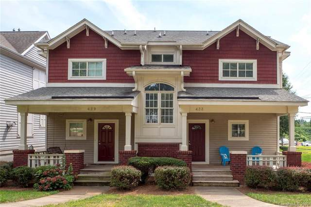 433 Summit Avenue, Charlotte, NC 28208 (#3661160) :: DK Professionals Realty Lake Lure Inc.