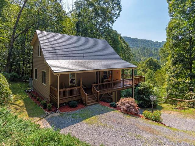 616 Appaloosa Trail, Waynesville, NC 28785 (#3661174) :: Caulder Realty and Land Co.