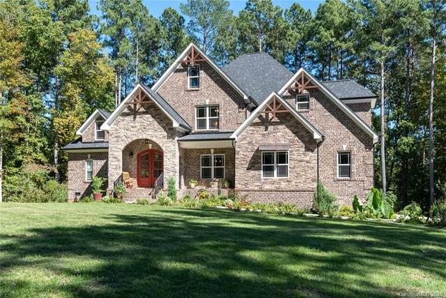 5445 Bridgewater Drive, Granite Falls, NC 28630 (#3661178) :: The Mitchell Team