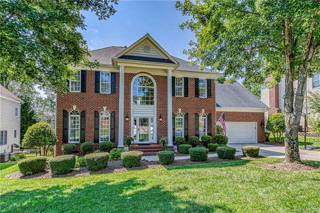12816 Cadgwith Cove Drive, Huntersville, NC 28078 (#3661256) :: Miller Realty Group