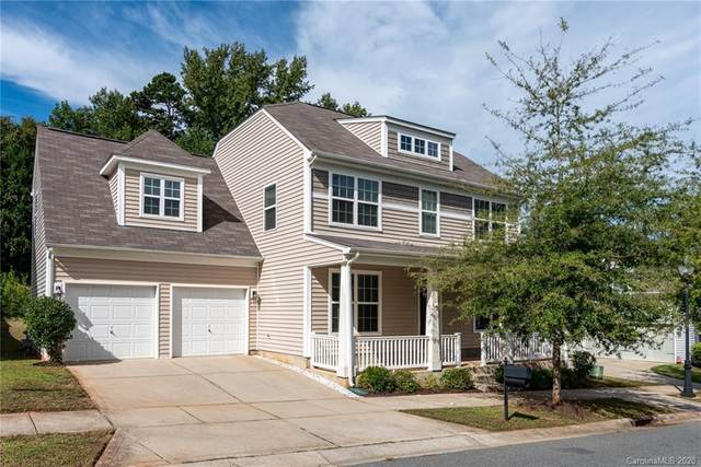 17325 Caldwell Track Drive, Huntersville, NC 28078 (#3661260) :: The Downey Properties Team at NextHome Paramount
