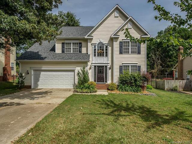 3107 Laurelwood Drive, Matthews, NC 28105 (#3661274) :: Ann Rudd Group