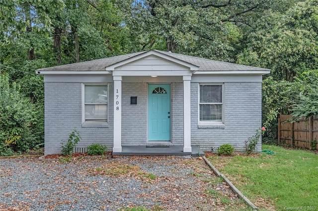 1708 Lasalle Street, Charlotte, NC 28216 (#3661275) :: Rinehart Realty