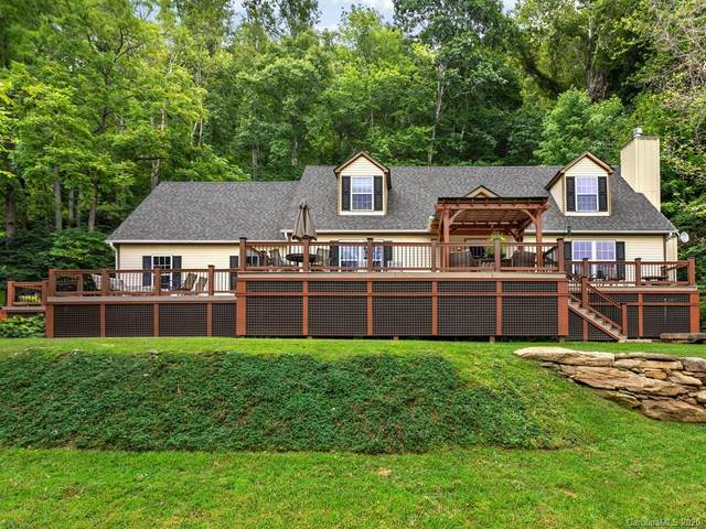 734 Cove Creek Lane, Weaverville, NC 28787 (#3661291) :: LePage Johnson Realty Group, LLC