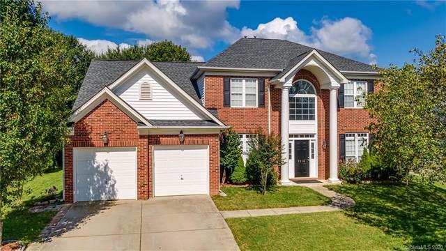 3516 Weddington Ridge Lane, Matthews, NC 28105 (#3661312) :: DK Professionals Realty Lake Lure Inc.