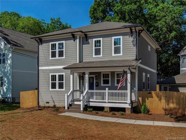 2716 Morson Street B, Charlotte, NC 28208 (#3661344) :: Rinehart Realty