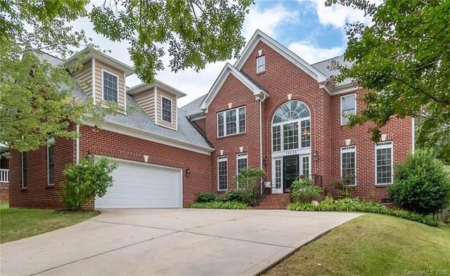 14232 Harvington Drive, Huntersville, NC 28078 (#3661362) :: Rinehart Realty