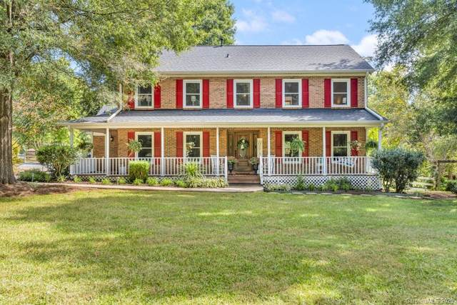 3160 Horseshoe Trail, Fort Mill, SC 29708 (#3661427) :: The Downey Properties Team at NextHome Paramount