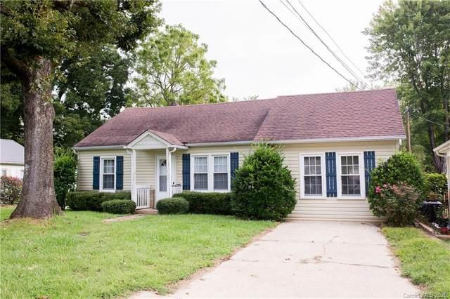 24 N N Mcdowell Avenue, Marion, NC 28752 (#3661590) :: Odell Realty