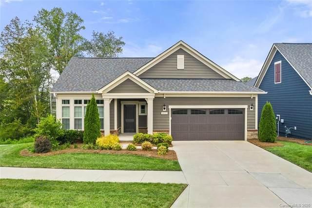 8032 Parknoll Drive, Huntersville, NC 28078 (#3661640) :: High Performance Real Estate Advisors