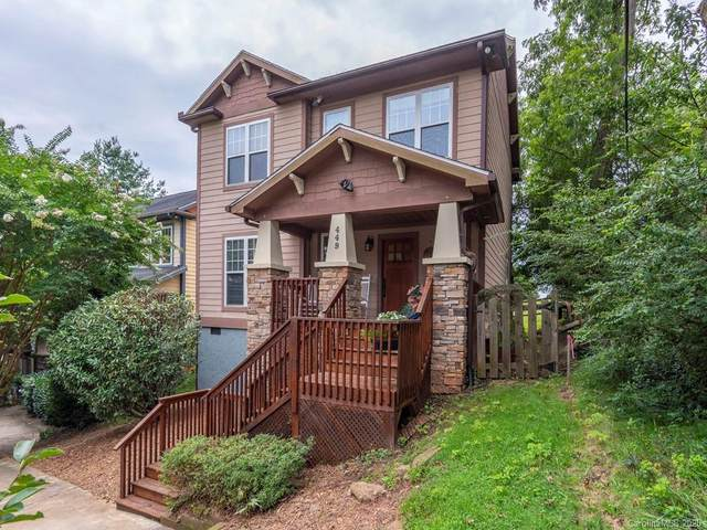 449 Riverview Drive, Asheville, NC 28806 (MLS #3661643) :: RE/MAX Journey