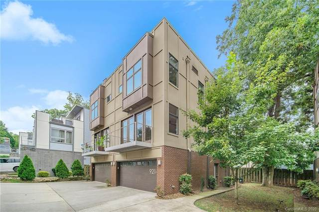 921 Westbrook Drive B, Charlotte, NC 28202 (#3661743) :: Stephen Cooley Real Estate Group