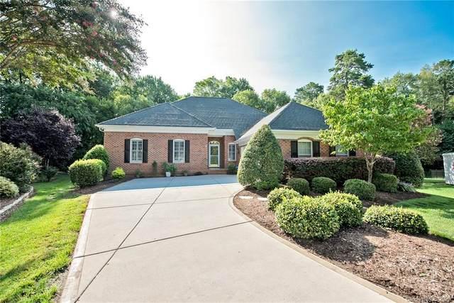 16012 Wedmore Lane, Huntersville, NC 28078 (#3661746) :: Rinehart Realty