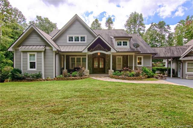 111 Hosta Lane, Hendersonville, NC 28739 (#3661759) :: The Mitchell Team