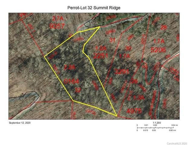 0000 Summit Ridge Drive #32, Waynesville, NC 28786 (#3661783) :: Johnson Property Group - Keller Williams