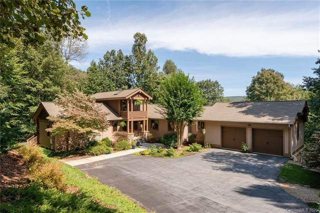 658 Overlook Park Drive, Hendersonville, NC 28792 (#3661810) :: Keller Williams Professionals