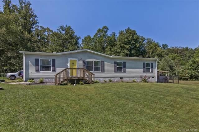 874 Bee Tree Road, Swannanoa, NC 28778 (#3661815) :: Exit Realty Vistas