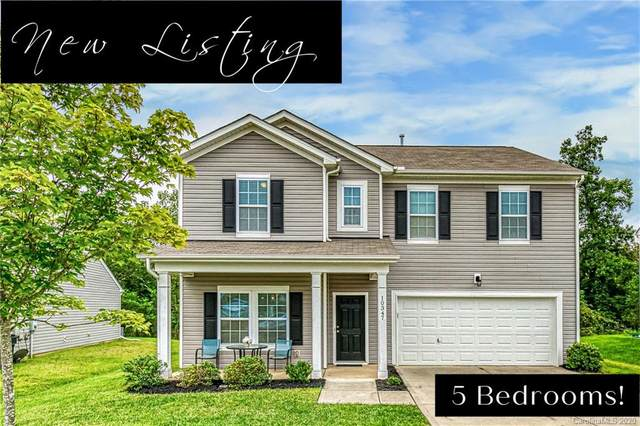 10347 Kempsford Drive #63, Charlotte, NC 28262 (#3661820) :: High Performance Real Estate Advisors