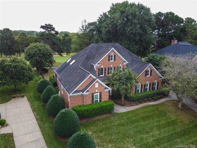 16040 Covington Point Lane, Huntersville, NC 28078 (#3661828) :: Rinehart Realty