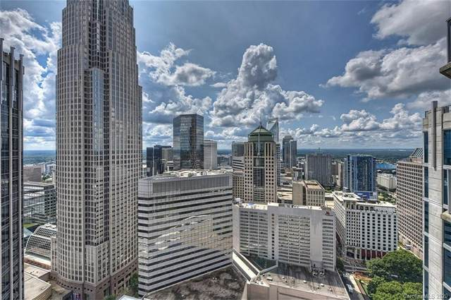 210 Church Street #3407, Charlotte, NC 28202 (#3661889) :: Stephen Cooley Real Estate Group