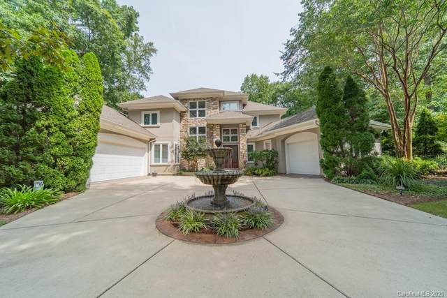 12530 Preservation Pointe Drive, Charlotte, NC 28216 (#3661913) :: Lake Wylie Realty