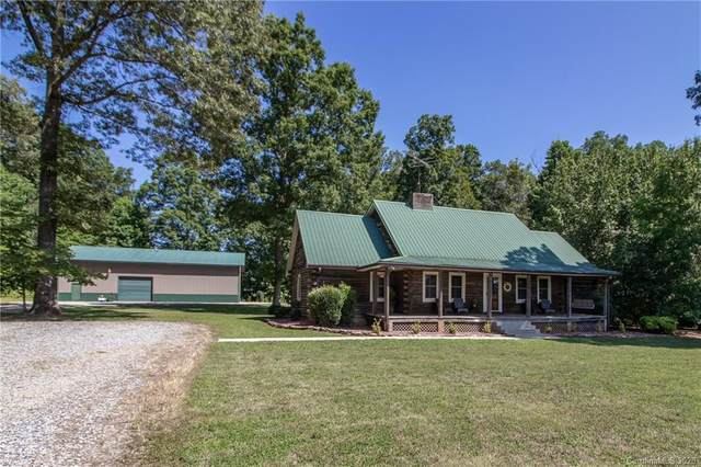16220 Cool Springs Road, Cleveland, NC 27013 (#3661932) :: Rowena Patton's All-Star Powerhouse