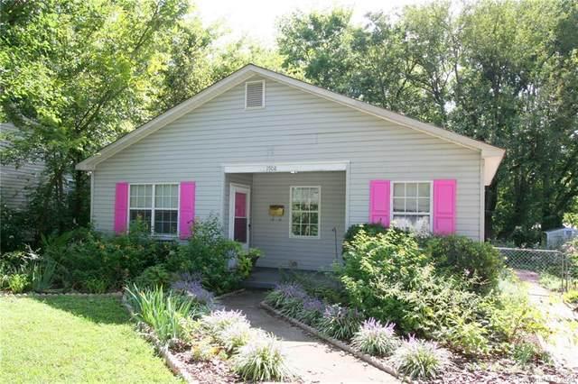 1508 N Caldwell Street, Charlotte, NC 28206 (#3661941) :: Premier Realty NC