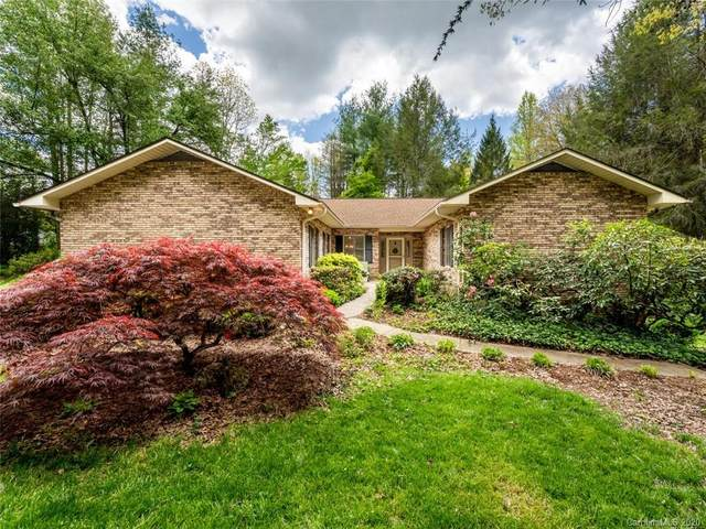 14 Heritage Lane, Hendersonville, NC 28739 (#3661957) :: Stephen Cooley Real Estate Group