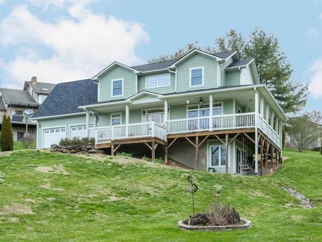 12 Horizon Hills Drive, Weaverville, NC 28787 (#3661959) :: Premier Realty NC