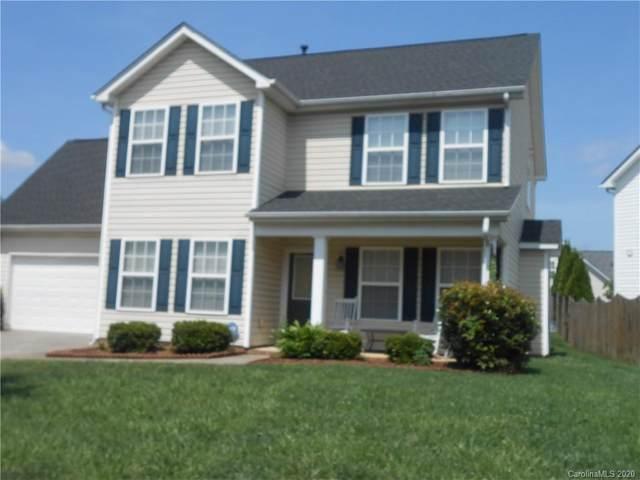 106 Newport Drive, Kannapolis, NC 28081 (#3661964) :: Rinehart Realty